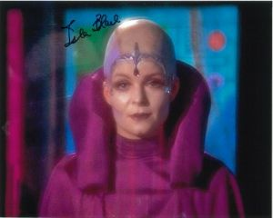 Isla Blair hand signed autograph Space 1999